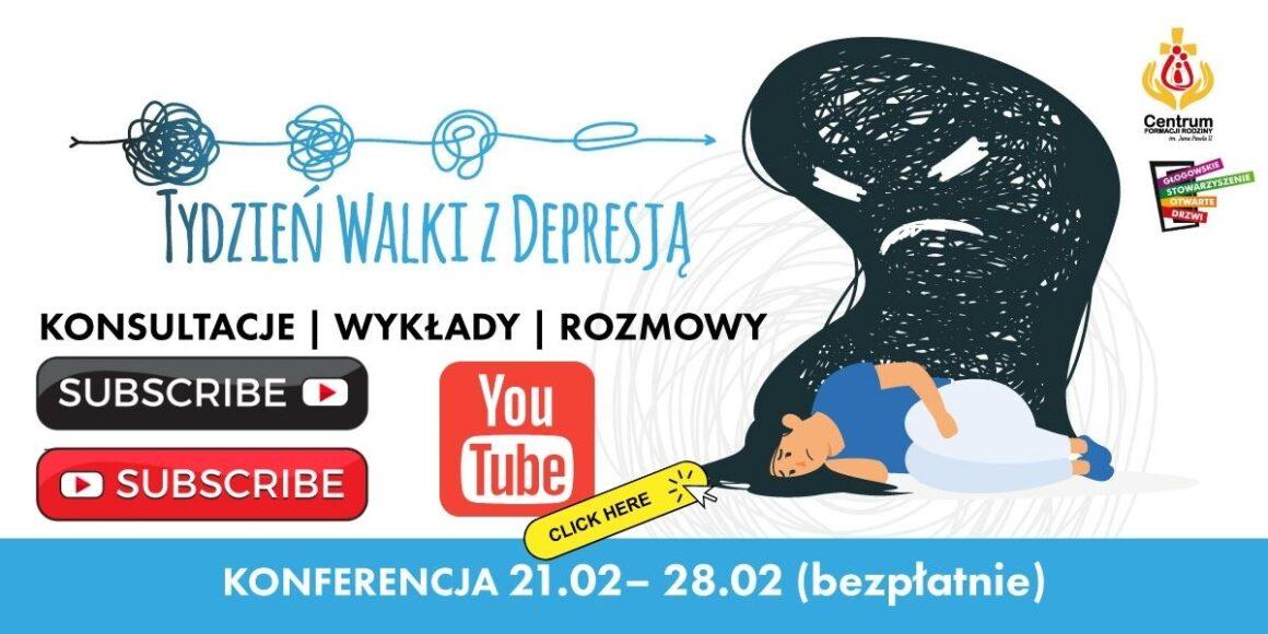 Światowy Dzień Walki z Depresją